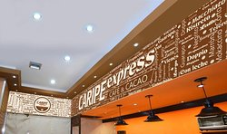 Caripe Express Cafe & Cacao