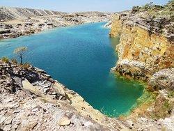 Pedreira Lagoa Azul