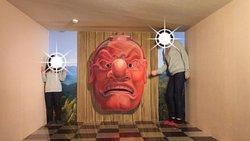 พิพิธภัณฑ์ภาพวาด 3 มิติ ภูเขาทากาโอ