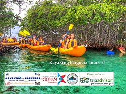 Kayaking Parguera
