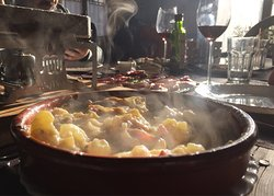 Restaurant Cal Padri