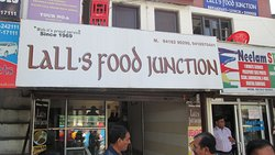 Lall's Food Junction