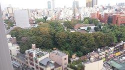 Senso-ji depuis le 11 ième étage