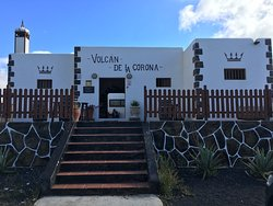 Restaurante Grill Volcan de la Corona