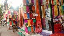 Hindmata Cloth Market