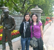 Certified Guangzhou Private Tour Guide-Julia