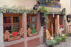 """Restaurant """"Le Manala"""" pendant le Marché de Noël"""