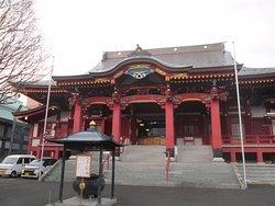 Naritasan Sapporo Betsuin Shinei-ji Temple
