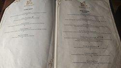 Restaurant with lavish scenery