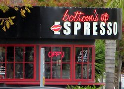 Bottom's Up Espresso