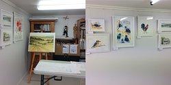 Watercolor Studio Gallery