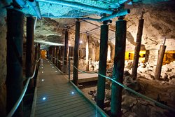 Caverne du Dragon, Musee du Chemin des Dames