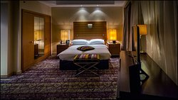 Very comfortable room & bed