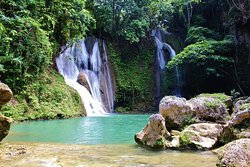 Dimiao Twin Falls