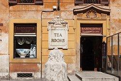 Babingtons Tea Room
