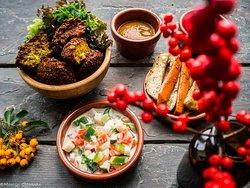 Tel Aviv Urban Food