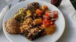 Restaurante Salsa Verde