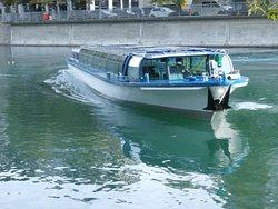 Limmat-Schifffahrt