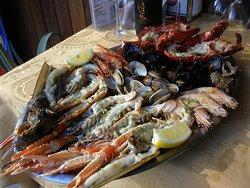 Restaurante marisqueria caracola