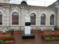 Monument Bust to Khilkov