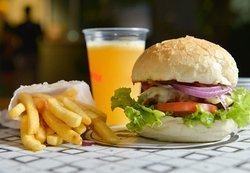 Maxx Burger
