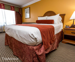 The Two Queen Bed No Balcony at the BEST WESTERN Harbour Inn & Suites