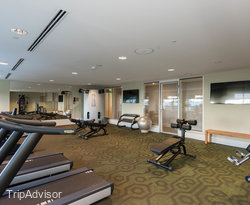 Motion Fitness Centre at the Element Amsterdam Hotel
