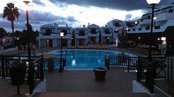 San Marcial Apartments