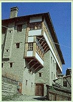Folk Art Museum Tossizza Mansion