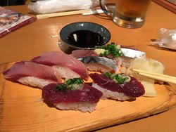 Sushi Tetsu Pontocho