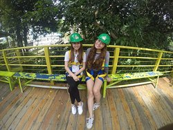 Tree Top Adventure Subic