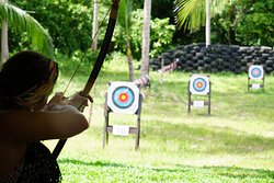 Flying Arrow Archery Range Restaurant & Bar