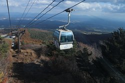 Mt. Adatara Ropeway