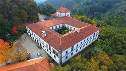 Mosteiro de Sao Cristovao de Lafoes