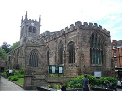 St Peter's in the City