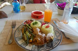 restaurant du Lemurs Park