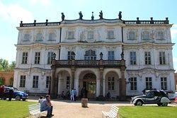 Státní zámek Ploskovice