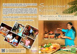 Cooking Class at Thotupola Residence
