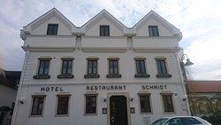 """Privathotel """"Das-Schmidt"""""""