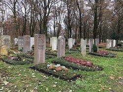 Friedhof am Perlacher Forst