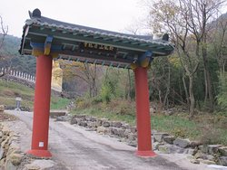 Waryongsan Baekcheonsa
