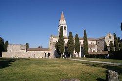 Il campanile di Aquileia