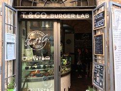 T & C Burger Lab