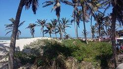 Ponta d'Areia Beach