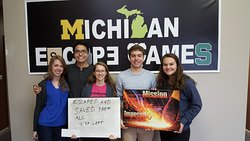 Michigan Escape Games
