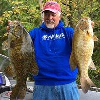 Capt Rick's Fishing Guide Service Branson