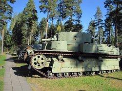 The Parola Armour Museum