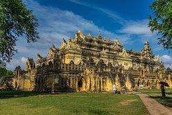Maha Aung Mye Bon Zan Monastery