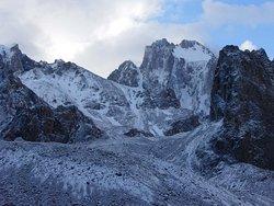Ak-Sai Glacier