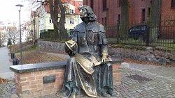 Copernicus Bench